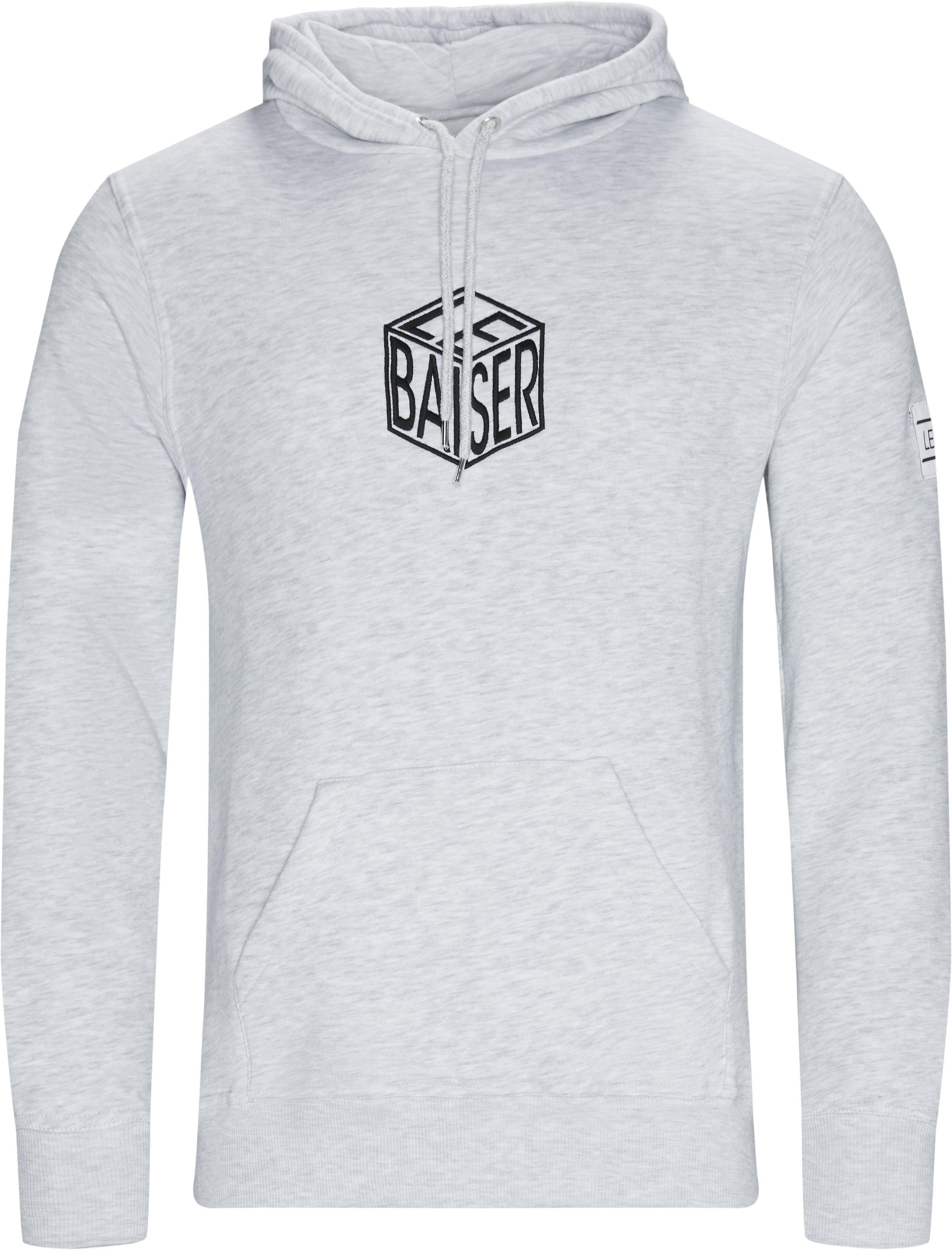 Sweatshirts - Regular - White